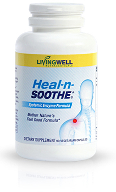 heal and soothe bottle