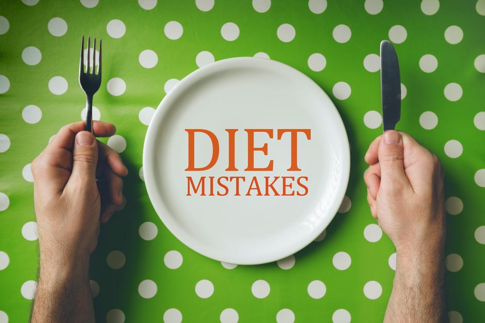 4 Diet Mistakes Most Women Make
