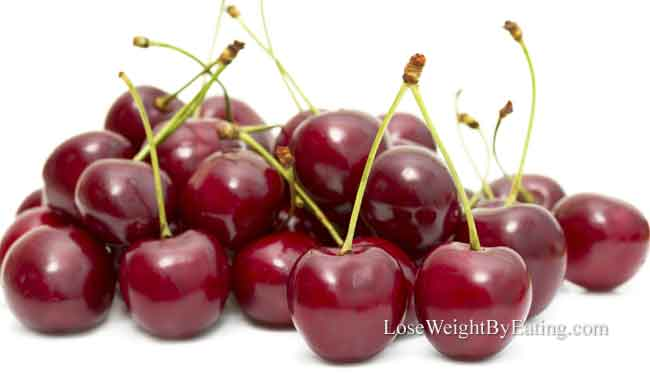 Anti Inflammatory Diet Cherries