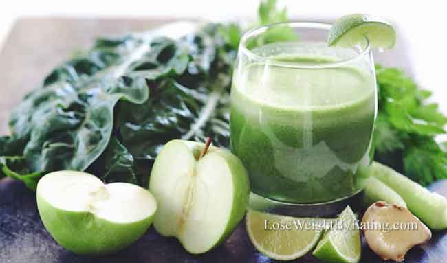 Ginger Juice Detox Recipe