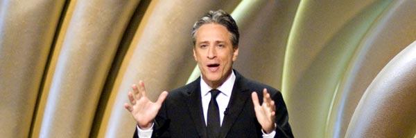 Jon Stewart durante su participación en los Oscar