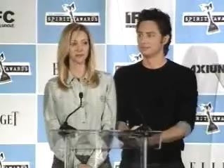Lisa Kudrow y Zach Braff anuncian las nominaciones