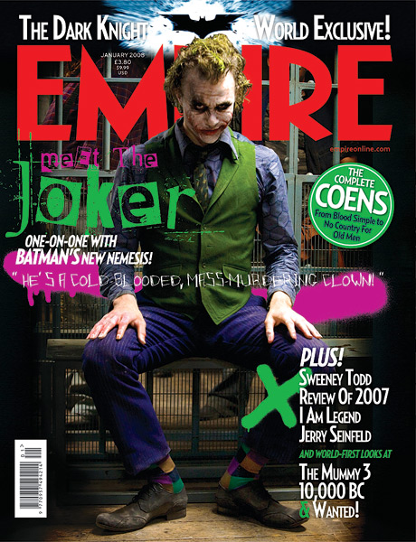 Heath Ledger en 'Empire'