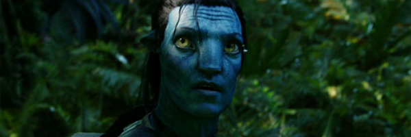 Fotograma capturado del tráiler de 'Avatar'