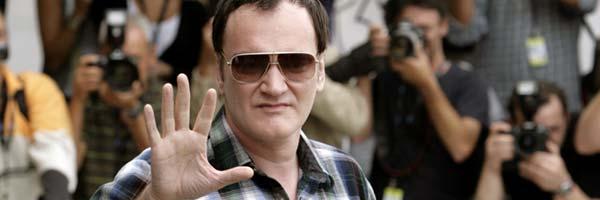 Quentin Tarantino llega al hotel Maria Cristina de San Sebastián
