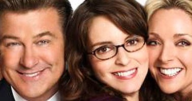El reparto de '30 Rock'