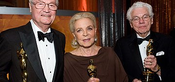 Lauren Bacall, figura indeleble de la historia de Hollywood, por fin tiene su Oscar