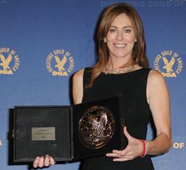 Katrhyn Bigelow, elegida mejor directora del año