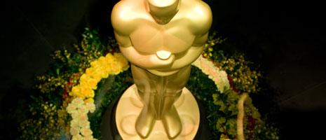 Los preparativos de la ceremonia de los Oscar 2009