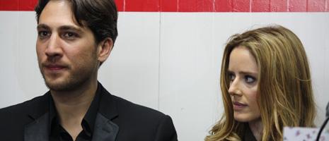 Alberto Amman y Pilar López de Ayala