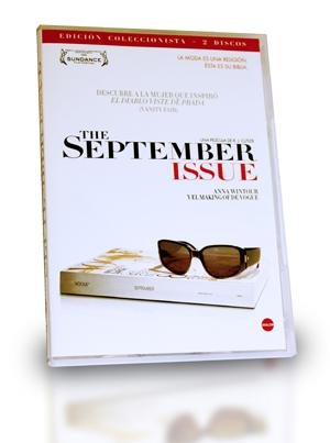 'The September Issue', diario de Anna Wintour