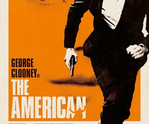 'El americano' de Anton Corbijin ya tiene poster