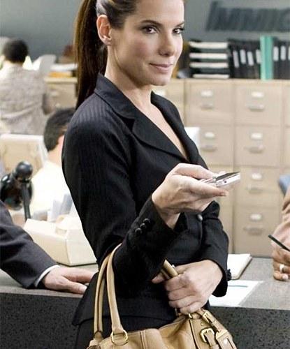 Sandra Bullock repite con la directora de 'La proposición'