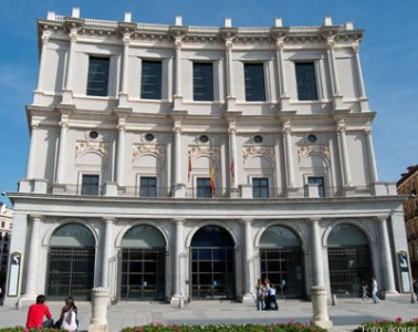 Los próximos Goya se celebrarán en el Teatro Real