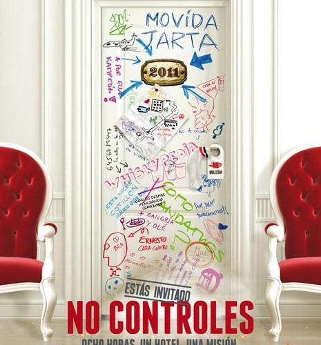 'No controles' retrasa su estreno a febrero
