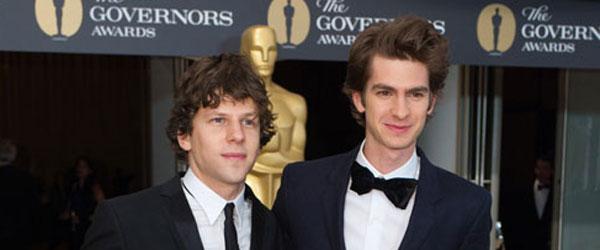 GALERÍA: La alfombra roja de los Oscar honoríficos 2010