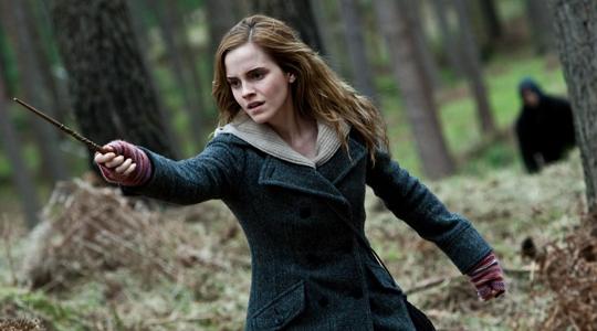 Harry Potter y las reliquias de la muerte: Parte I