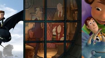 OSCATLÓN 2012: Película de animación