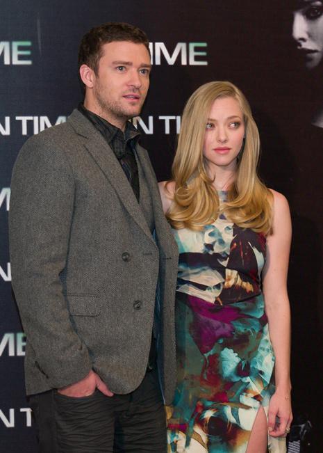Justin Timberlake y Amanda Seyfried