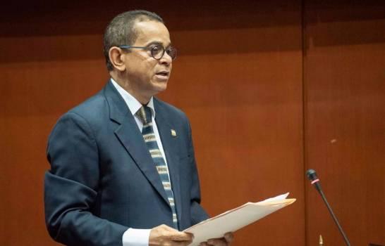 Senador José Rafael Vargas dice no tienen votos para reforma