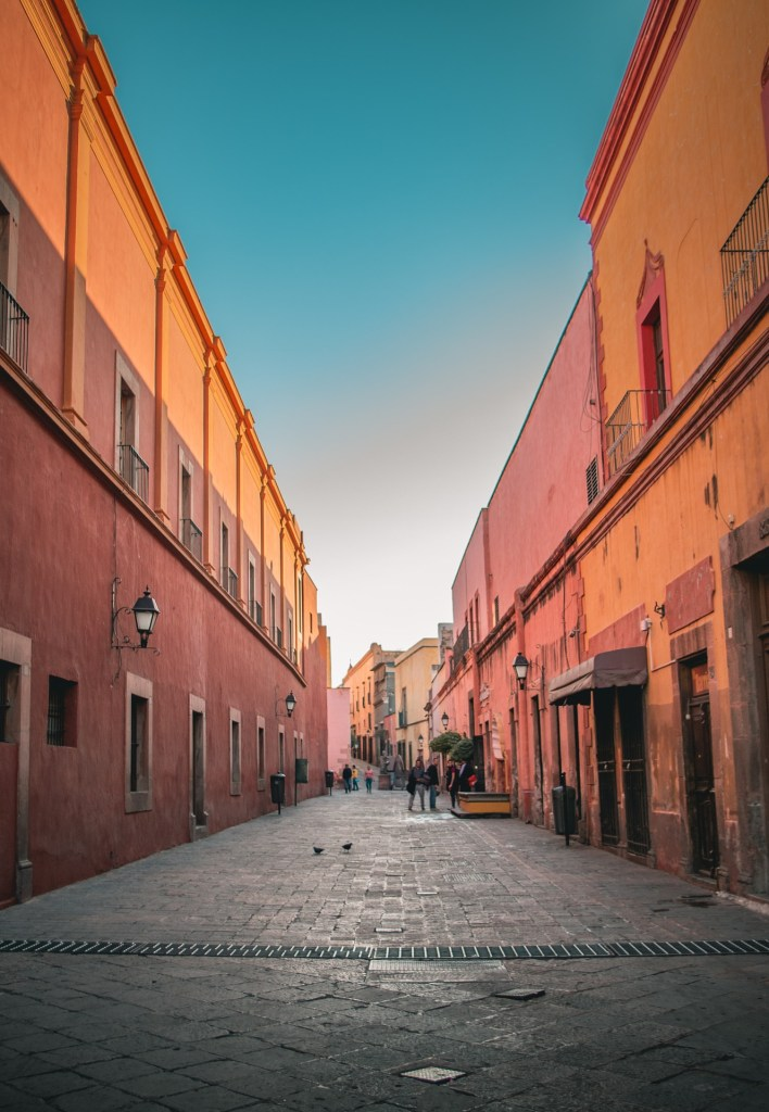 Querétaro Ciudad Patrimonio de la Humanidad