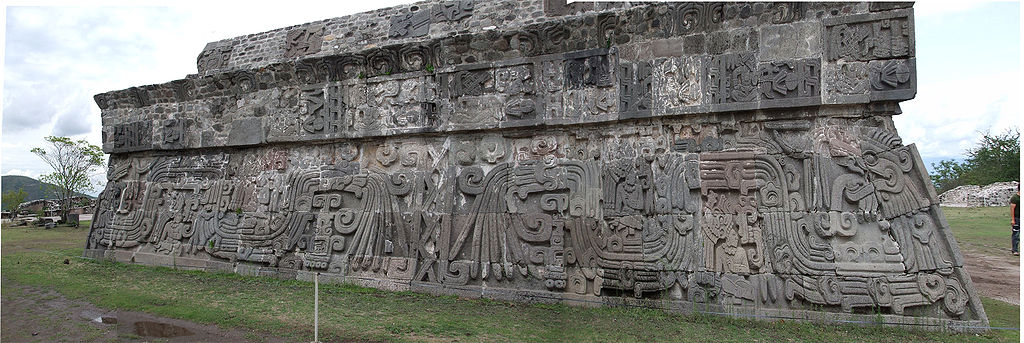 Xochicalco Patrimonio de la Humanidad en México