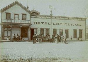 Los Olivos California - Hotel Los Olivos