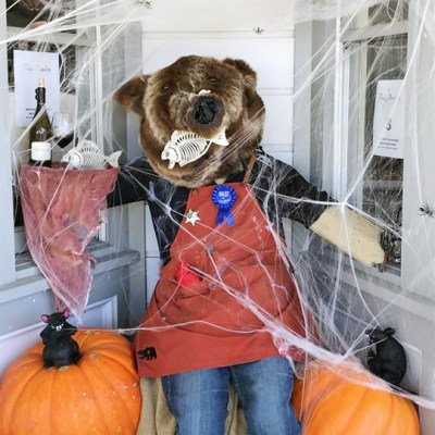 Scarecrow Fest Returns Oct 1-31