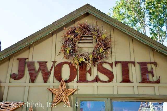 J. Woeste in Los Olivos, California