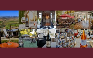 Charming wine tasting town of Los Olivos, CA - in the middle of Santa Barbara Wine Country
