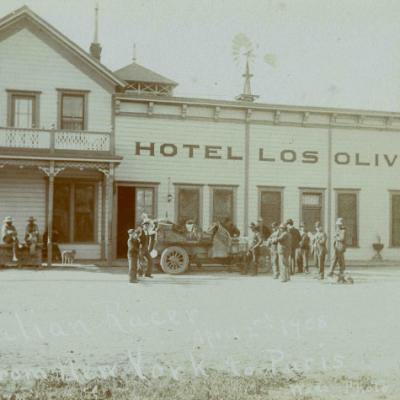 Historical Walking Tour