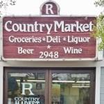 R Country Store in Los Olivos, CA