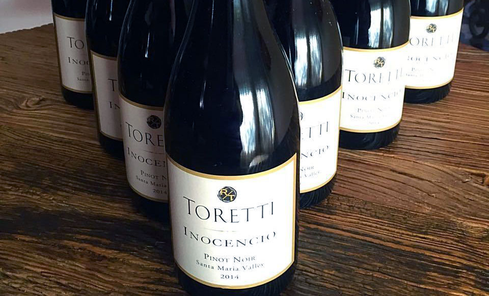 Toretti Family Vineyards in Los Olivos, CA