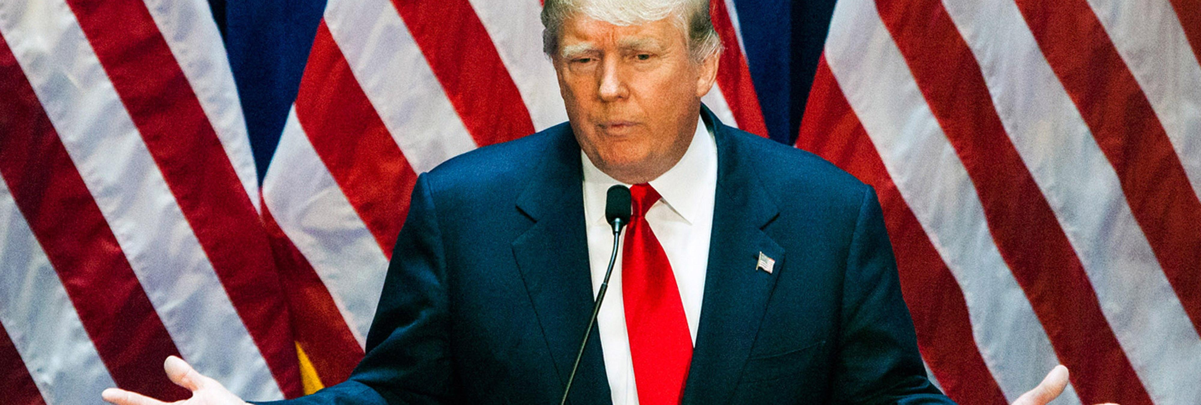 Asi Seria El Mundo Si Donald Trump Fuera Presidente De Los