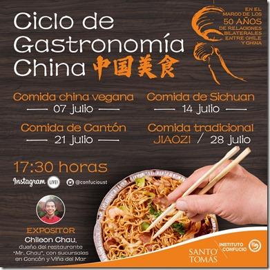 Ciclo_Gastronomia_Foto Referencial