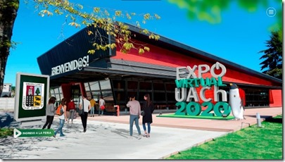 Feria Expo UACh Ingreso