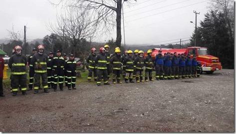 bomberos neltume