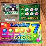 Fette Beute und Lucky 7