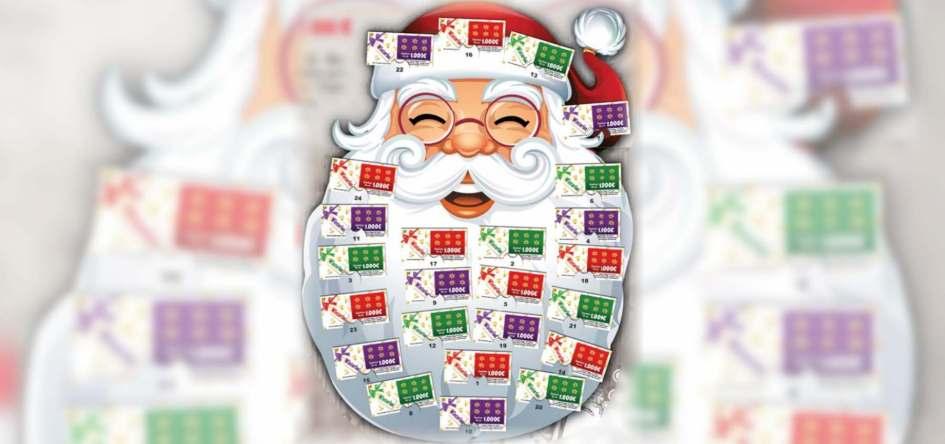 Adventskalender Lotto RLP