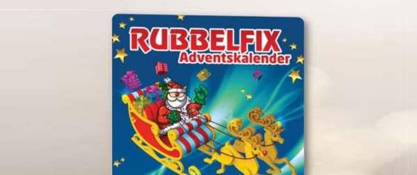 Rubbelfix Adventskalender von Lotto Schleswig-Holstein