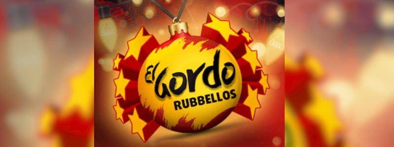 El Gordo Rubbellos Logo