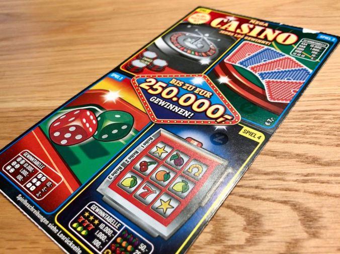 Mega Casino Rubbellos Österreich