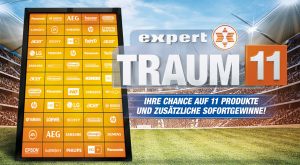 Experts Traum11-Rubbellos