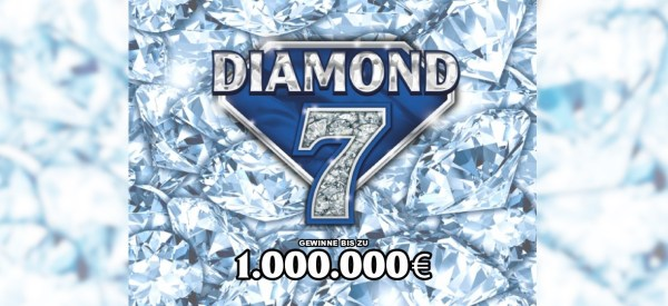 DIAMOND 7 Rubbellos Logo