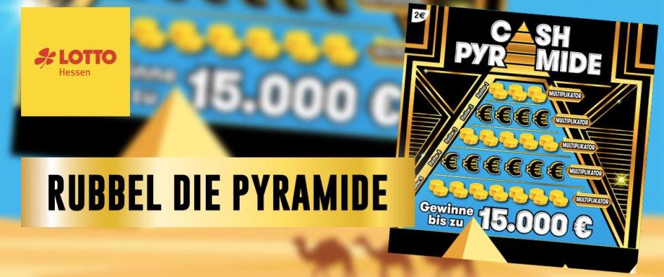 Cash Pyramide Artikelbild