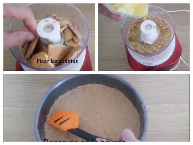 picando galletas marías