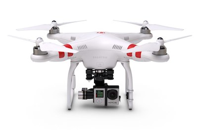 Lostindrones - FAQ - was ist ein Quadcopter - dji-phantom
