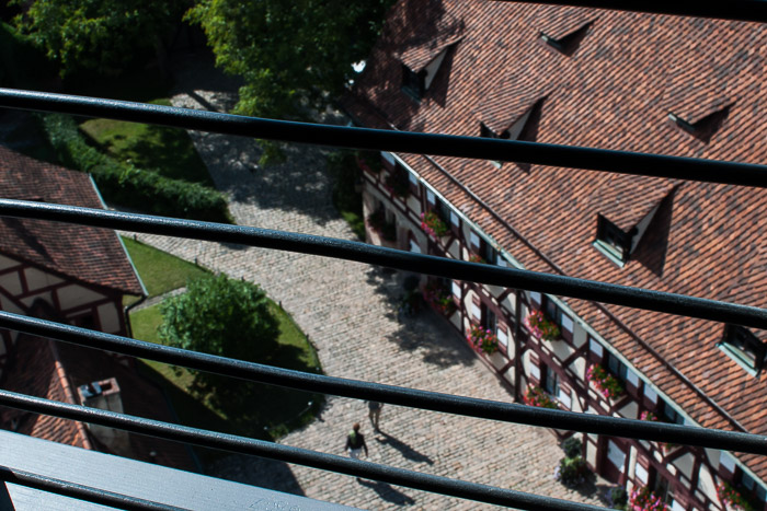 View of Kaiserburg in Nuremberg Germany from the Castle Tower | LOST NOT FOUND | Top 5 Destinations
