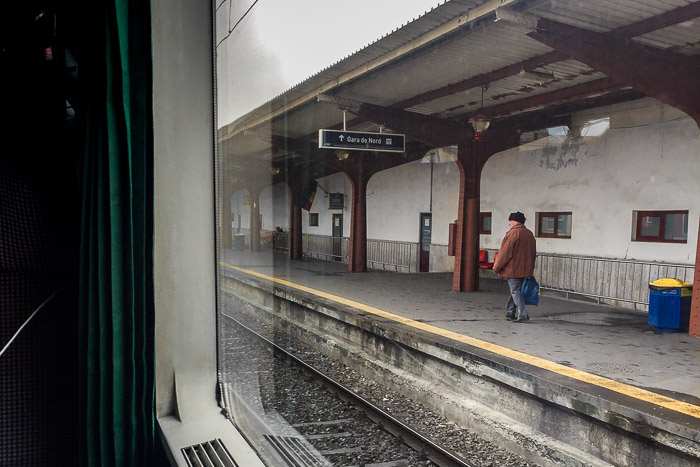 Bucharest to Sofia – A Long Ride on a Two Car Train