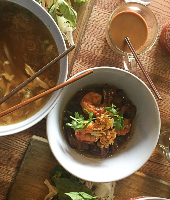 Pho and Other Vietnamese dish | LOST NOT FOUND | NYC Restaurant Guide